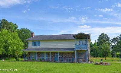 Keithville Single Family Home For Sale: 6885 Williams Road