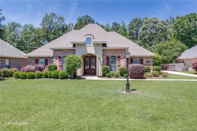 Haughton Single Family Home For Sale: 416 Dogwood South Lane