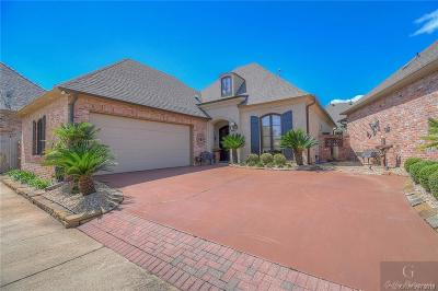 Bossier City Single Family Home For Sale: 110 Carondelet Court