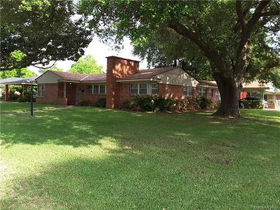 Bossier City Single Family Home For Sale: 2400 Waverly Drive