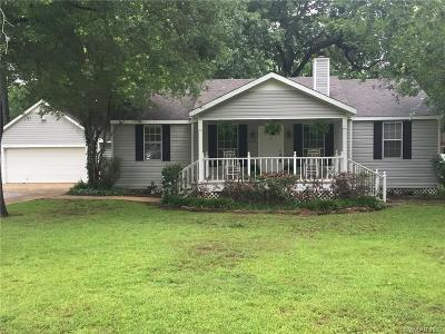 Benton Single Family Home For Sale: 818 W Lakeshore Drive