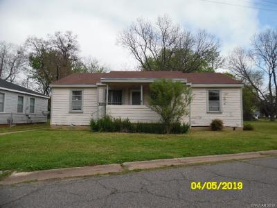 Bossier City Single Family Home For Sale: 2583 Broadway Drive