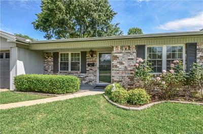 Bossier City Single Family Home For Sale: 1813 Mars Drive