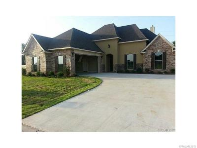 Bossier City Single Family Home For Sale: 402 Antietam Drive