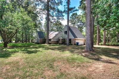 Benton Single Family Home For Sale: 1708 Spencer
