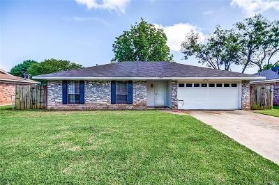 Bossier City Single Family Home For Sale: 2206 General McNair Drive