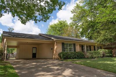 Broadmoor Terrace Single Family Home For Sale: 180 Chelsea Drive
