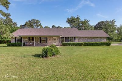 Minden Single Family Home For Sale: 200 Heflin Ranch Road