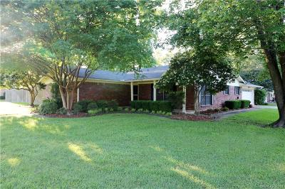 Haughton Single Family Home For Sale: 3402 Gary Rex