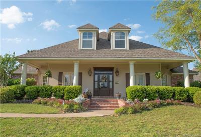 Bossier City LA Single Family Home For Sale: $425,000