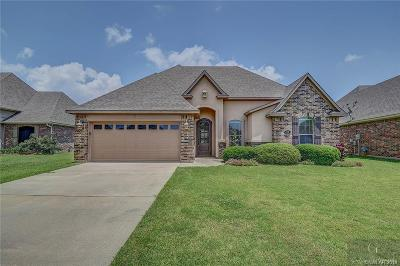 Bossier City Single Family Home For Sale: 308 Camelback Drive