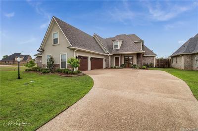 Bossier City LA Single Family Home For Sale: $399,000