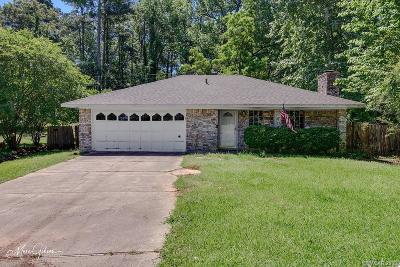 Haughton Single Family Home For Sale: 126 Casa Drive