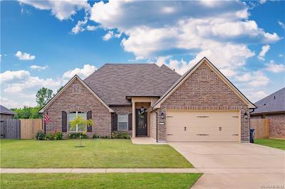 Bossier City LA Single Family Home For Sale: $279,900
