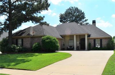 Shreveport LA Single Family Home For Sale: $262,500