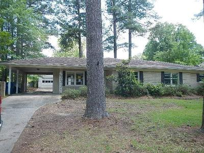 Minden Single Family Home For Sale: 802 Drew Lane