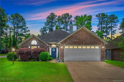 Haughton Single Family Home For Sale: 401 Silver Oaks