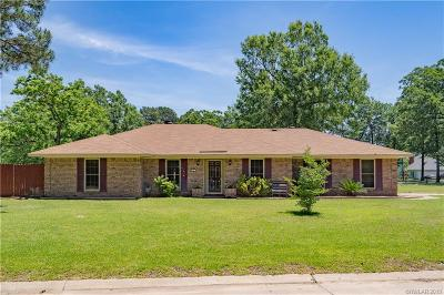 Haughton Single Family Home For Sale: 5 Woodfern Lane