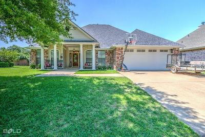 Bossier City Single Family Home For Sale: 1626 S Lexington Drive