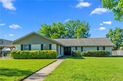 Bossier City Single Family Home For Sale: 206 Lancashire Drive