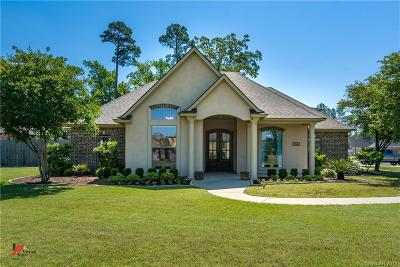Benton Single Family Home For Sale: 1200 Big Pine Key Lane