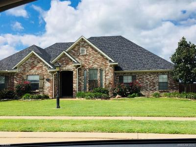 Benton Single Family Home For Sale: 105 Magnolia Chase Drive