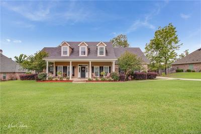 Benton Single Family Home For Sale: 4120 Periwinkle