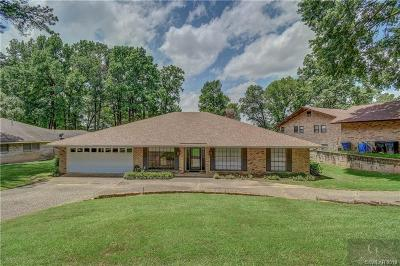 Shreveport Single Family Home For Sale: 1744 Willow Point Drive