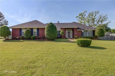 Benton Single Family Home For Sale: 415 Country Club Drive