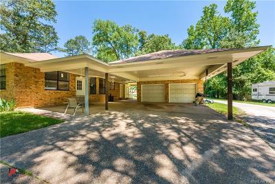 Shreveport LA Single Family Home For Sale: $259,900