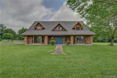 Desoto Parish Single Family Home For Sale: 186 2nd Street
