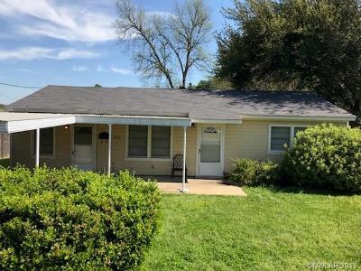 Bossier City LA Single Family Home For Sale: $73,500