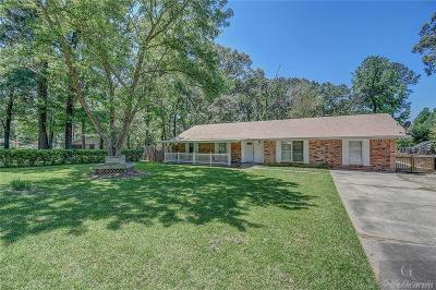 Haughton Single Family Home For Sale: 127 Platt Drive