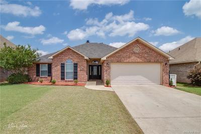Bossier City Single Family Home For Sale: 252 Avondale Lane