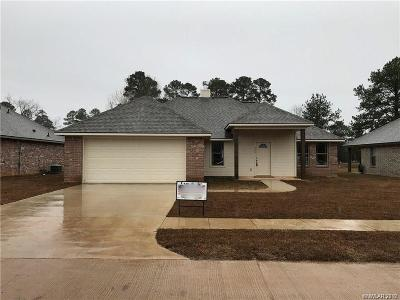 Haughton Single Family Home For Sale: 523 Big Red