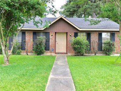 Shreveport Single Family Home For Sale: 5924 Braeloch Drive