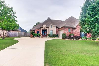 Benton Single Family Home For Sale: 4036 Elizabeth
