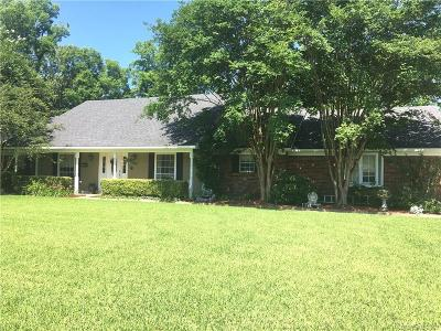 Bossier City LA Single Family Home For Sale: $269,000