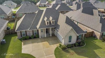 Bossier City Single Family Home For Sale: 339 Camelback