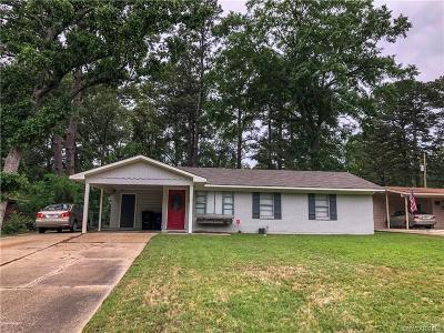 Shreveport Single Family Home For Sale: 1200 Francais Drive