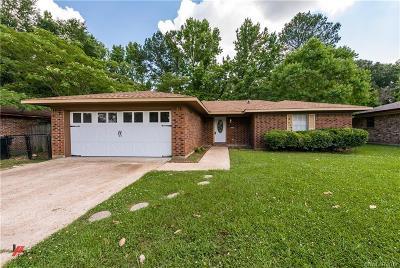 Shreveport Single Family Home For Sale: 3907 Liaison Drive