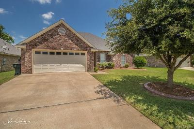Bossier City Single Family Home For Sale: 207 Cold Harbor Court