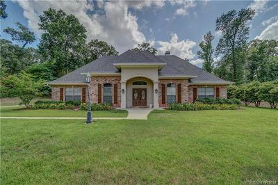 Haughton Single Family Home For Sale: 328 Dogwood South Lane