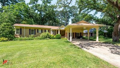 Single Family Home For Sale: 4728 Crescent Drive