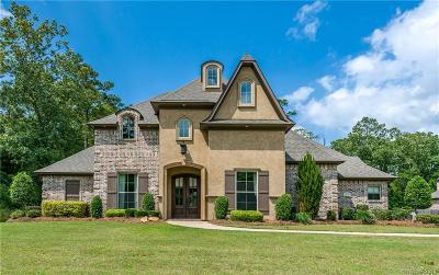 Shreveport Single Family Home For Sale: 1030 Towhee Drive