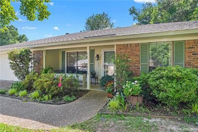 Shreveport Single Family Home For Sale: 9443 Ashmont Street