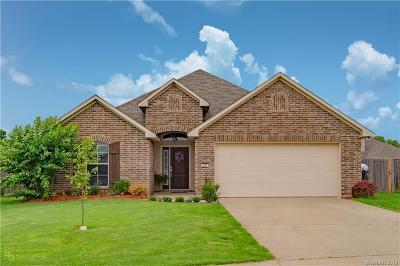 Bossier City Single Family Home For Sale: 520 Linnhurst Drive