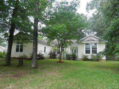 Benton LA Single Family Home For Sale: $157,000
