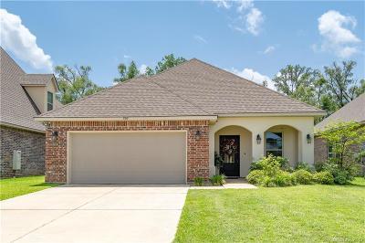 Single Family Home For Sale: 509 Riverrun