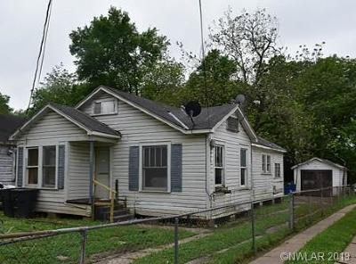 Shreveport Single Family Home For Sale: 5918 Southern